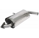 Picture of Stainless Sports Silencer Type 2 August 1962 to May 1979 1600cc Air cooled