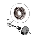 Picture of Beetle Rear wheel bearing, swing axle and T2 up to 67