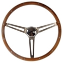 "Picture of Grant Steering Wheel Wood 15"""