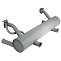 Picture of Exhaust Silencer, T1 30HP, 8/55-7/60